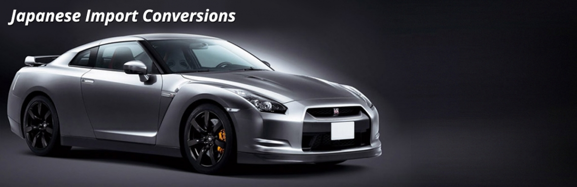 Japanese Import Conversions