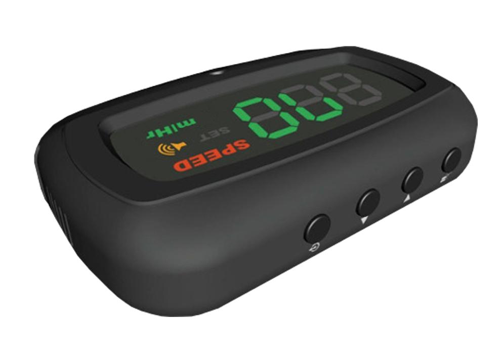 Heads Up Display Speedometers