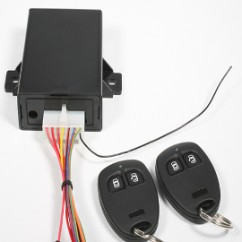 VEHICLE ALARM INSTALLATION